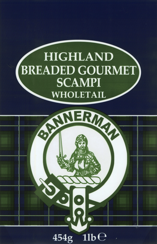 Highland Breaded Gourmet Scampi