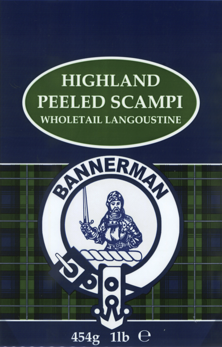 Highland Peeled Scampi